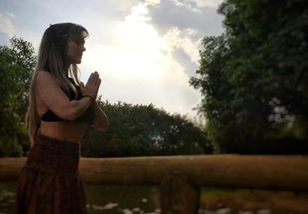 Surya Namaskar A e B do Ashtanga Vinyasa (Primeira Serie Iniciantes)